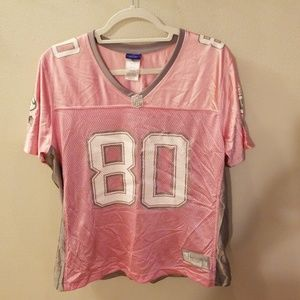Pink and Gray Green Bay Packers Jersey
